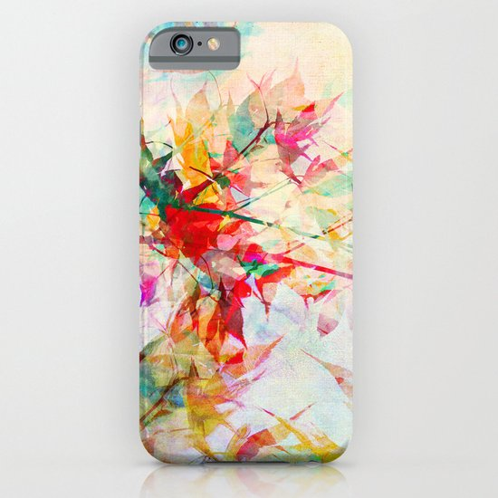 Abstract Autumn 2 iPhone & iPod Case