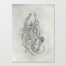 Soul II. Canvas Print