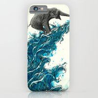 iPhone & iPod Case featuring Self Serve/Surf by Jimmy Tan