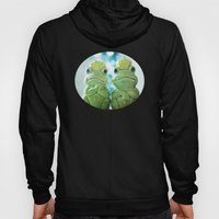 Mr And Mrs Frog Hoody