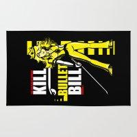 Kill Bullet Bill (Black/Yellow Variant) Rug