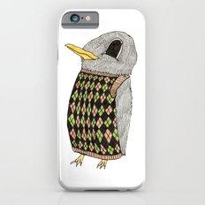 Baby Raven In Argyle Slim Case iPhone 6s