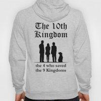 The 10th Kingdom: The 4 Who Saved the 9 Kingdoms Hoody