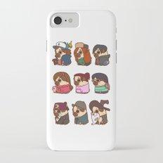 Puglie Falls iPhone 7 Slim Case