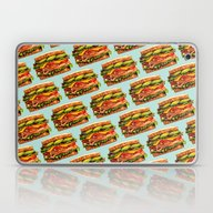 Sandwich Print Laptop & iPad Skin