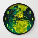 MAD SCIENCE! Wall Clock