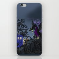 And Now You Will Deal Wi… iPhone & iPod Skin