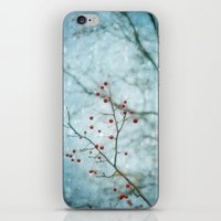 Snowberry iPhone & iPod Skin