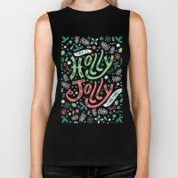 Have A Holly Jolly Chris… Biker Tank