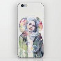 goodmorning world iPhone & iPod Skin