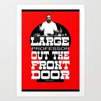 Front Door :::limited Ed… Art Print