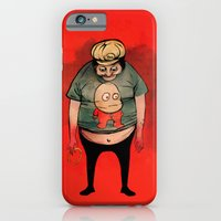 iPhone & iPod Case featuring Ring Tosser of Marseille by Timothy Andrew Wilson