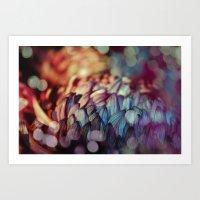 Flowerdream Art Print