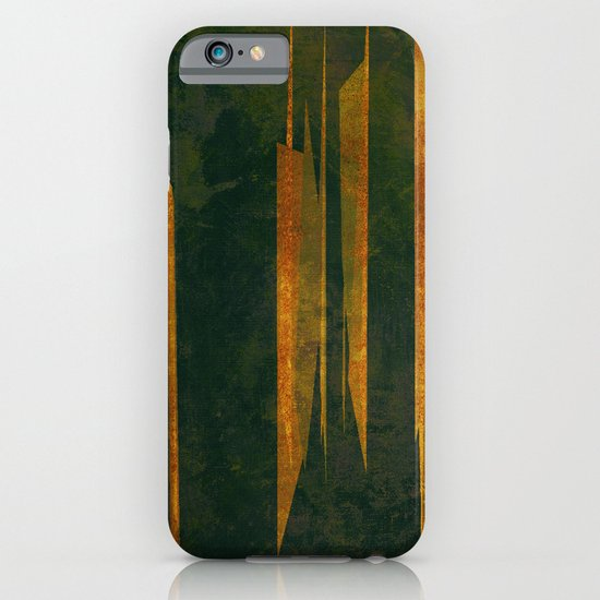 竹林の戦い (battle in the bamboo forest) iPhone & iPod Case