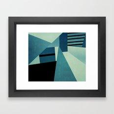 Architexture #2 Framed Art Print