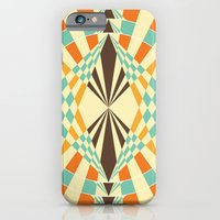 iPhone Cases featuring You've Gone Too Far by Anai Greog