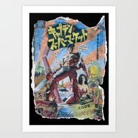 Army Of Darkness: Pulped… Art Print