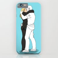 iPhone & iPod Case featuring Across The Universe(s) by wikiaddicted723