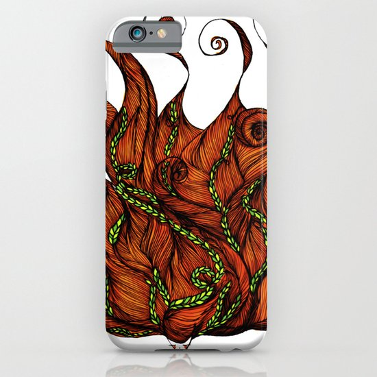 Vine Head iPhone & iPod Case