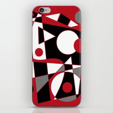 Abstract #185 iPhone & iPod Skin