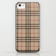 Burberry Plaid - Like De… iPhone 5c Slim Case