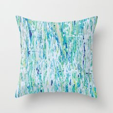Well Spring Throw Pillow