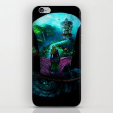 Hatter iPhone & iPod Skin