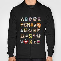 Child Of The 00s Alphabe… Hoody