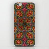 Mosaic II iPhone & iPod Skin