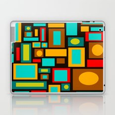Black Mod Laptop & iPad Skin