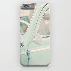 Escarabajo turquesa. iPhone 6s Slim Case