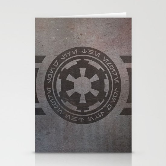 Empire Stationery Card