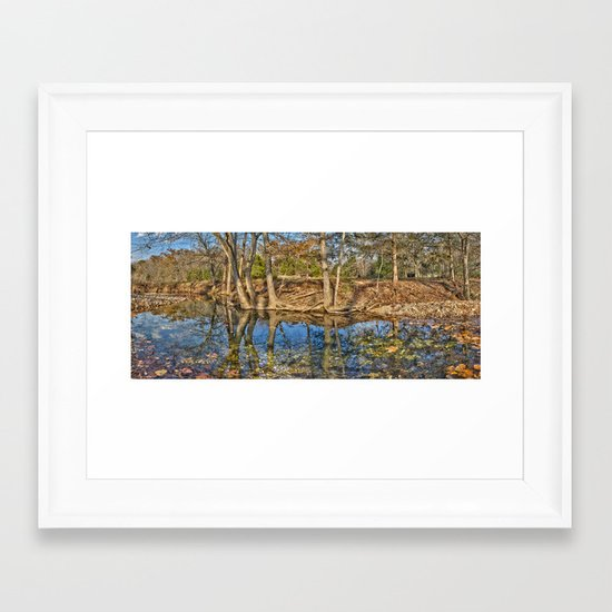 Sparks' Creek #3 Framed Art Print