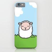 Sleeping Sheep iPhone 6 Slim Case