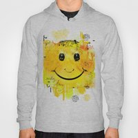 Just another smiley face Hoody