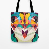 Not Right but Bright Tote Bag