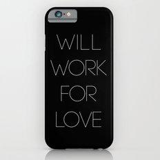 i will. iPhone 6 Slim Case