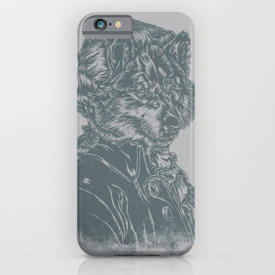 Wolf Amadeus Mozart iPhone & iPod Case