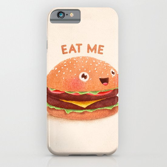 Burger iPhone & iPod Case