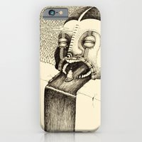 iPhone & iPod Case featuring 'Fall' by Alex G Griffiths