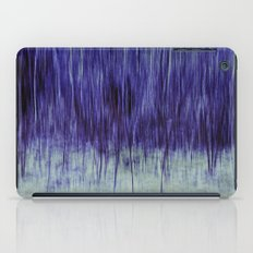 the blues iPad Case