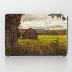 an adirondack icon iPad Case
