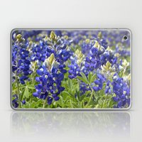 Bluebonnets Laptop & iPad Skin