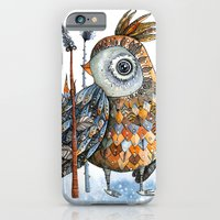 iPhone & iPod Case featuring Birdie by Nora Illustration