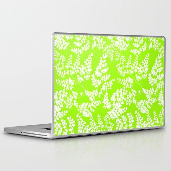 Spring Green Laptop & iPad Skin