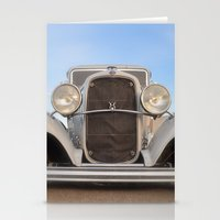 Low Rider Stationery Cards