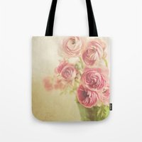 Beauty in a vase.... Tote Bag