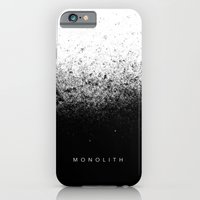 iPhone & iPod Case featuring Monolith by ayarti