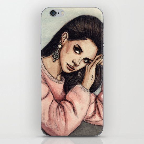 LDR II iPhone & iPod Skin