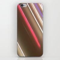 Light Lines. iPhone & iPod Skin